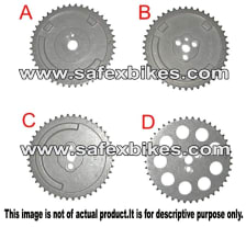 Buy SPROCKET, CAM CHAIN on  % discount