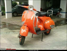 Buy Motorcycle Spares and and Motorcycle Accessories for VESPA 150 discount