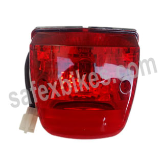 TAIL LAMP ASSY PULSAR FIEM- Motorcycle Parts For Bajaj