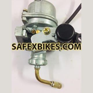 CARBURATOR ASSY BOXER AR PACCO- Motorcycle Parts For Bajaj BOXER AR