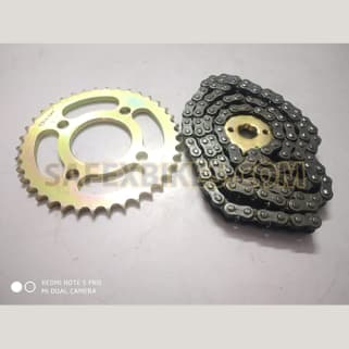 Yamaha RXS100 1992 Genuine OE DID Chain and Sprocket Kit