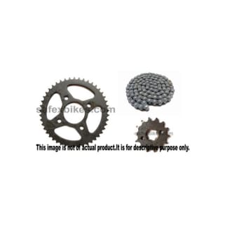 CHAIN KIT PULSAR 4H ROLON