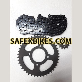 DID Upgraded Chain and Sprocket Kit Aprilia RS 50 2006-2010