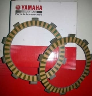 PLATE, FRICTION YAMAHA GP