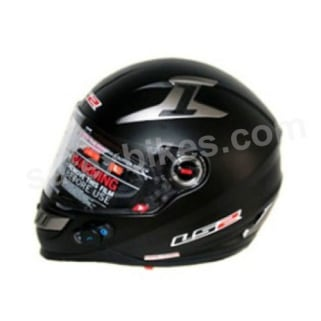 Click to Zoom Image of FULL FACE HELMET - FF310 BLUETOOTH (BLACK) LS2