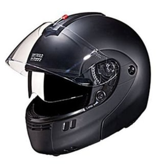 Click to Zoom Image of HELMET NINJA FULL FACE 3G DOUBLE VISOR STUDDS