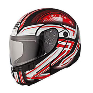 Click to Zoom Image of HELMET NINJA 3G FULL FACE D1 DECOR STUDDS