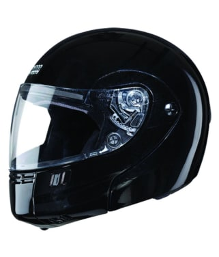 Click to Zoom Image of HELMET NINJA 3G FULL FACE STUDDS