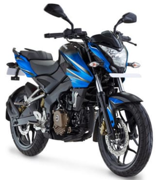 FRONT FAIRING COMPLETE PULSAR 200NS OE