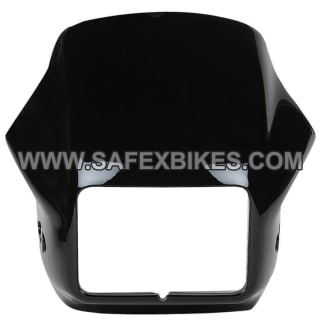 Hero Honda Splendor Plus Spare Parts Price List >> Front Fairing Visor Splendor Om Ub Zadon Motorcycle Parts For
