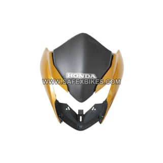 Click to Zoom Image of FRONT FAIRING (VISOR) HONDA TWISTER (SET OF 3) ZADON