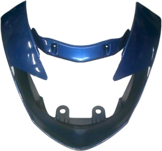 Click to Zoom Image of FRONT FAIRING (VISOR) APACHE UB WITH OET GLASS ZADON
