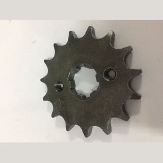 Click to Zoom Image of FRONT SPROCKET UNICORN IFB