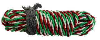 Click to Zoom Image of LEG GUARD ROPE (UNIVERSAL (GREEN,SILVER,MAROON) ZADON