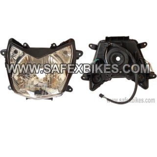 Click to Zoom Image of HEAD LIGHT ASSY KARIZMA LUMAX