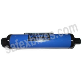 Click to Zoom Image of HIGH PERFORMANCE SILENCER CBR (BLUE) FOR ALL BIKES ZADON