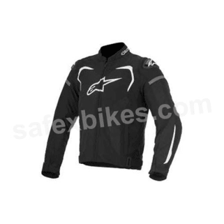 Click to Zoom Image of ALPINESTARS T-GP PRO AIR JACKET (BLACK) UNIVERSAL