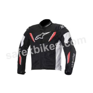 Click to Zoom Image of ALPINESTARS T-GP R AIR JACKET (BLACK,WHITE,RED) UNIVERSAL