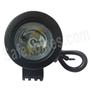 Click to Zoom Image of FOG LAMP HD LOW METAL BODY 10 WATT ROADYS