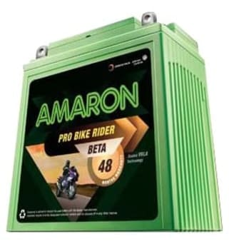 Click to Zoom Image of AMARON  BATTERY 2.5 LB