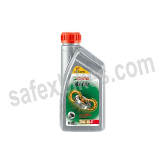 Click to Zoom Image of BIKE ENGINE OIL-4T CASTROL (900 ml)