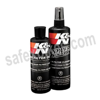Click to Zoom Image of Recharger Bike Air Filter Care Service Kit - Squeeze K&N