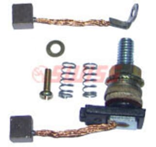 CARBON BRUSH FOR STARTER MOTOR HUNK SWISS- Motorcycle Parts For Hero ...