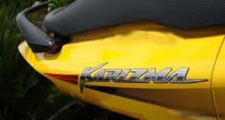 Click to Zoom Image of STICKER SET TAIL KARIZMA R