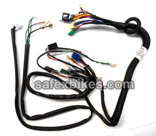Marvelous Wiring Harness Bullet Thunderbird Es Rh Swiss Motorcycle Parts Wiring 101 Akebretraxxcnl