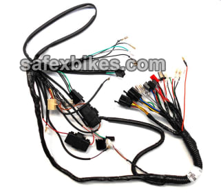 Magnificent Wiring Harness Bullet Electra 2004 Model Kh Swiss Motorcycle Wiring 101 Tzicihahutechinfo