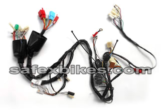 click to zoom image of wiring harness pulsar150 cc dtsi es(2 pin side stand