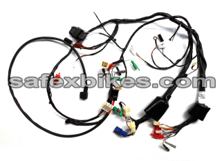 Click to Zoom Image of WIRING HARNESS PULSAR150 CC UG3 ES(DIGITAL METER)SWISS