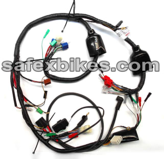 Click to Zoom Image of WIRING HARNESS PULSAR150 CC DTSI ES(UG3 model)SWISS