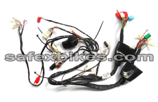 Click to Zoom Image of WIRING HARNESS PULSAR150 CC DTSI ES(UG2 model)SWISS