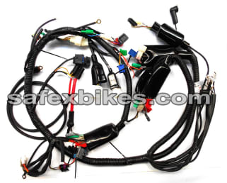 Magnificent Wiring Harness Pulsar200 Cc Dts Es Digital Meter Swiss Motorcycle Wiring Cloud Oideiuggs Outletorg