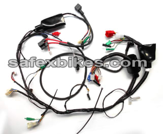 bush hog wire harness wiring harness discover dtsi 135cc es swiss motorcycle bush wire harness #1