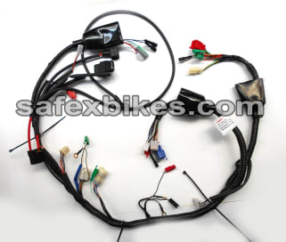 Harley Headset Wiring Diagram on