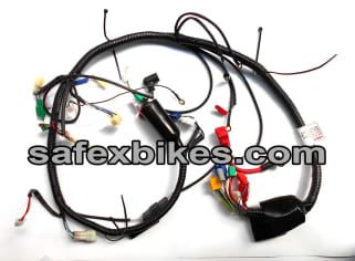 wiring harness discover dtsi 150cc es 2010 model swiss motorcycle click to zoom image of wiring harness discover dtsi 150cc es 2010 model swiss