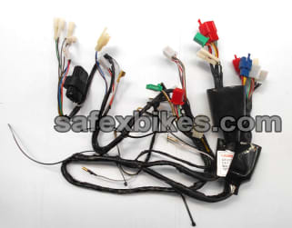 click to zoom image of wiring harness ct100 cc dlx ks swiss