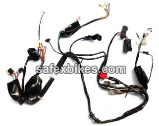 click to zoom image of wiring harness pleasure es swiss
