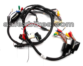 Peachy Wiring Harness Discover Dtsi 100Cc Es Alloy Wheel Model Swiss Wiring Cloud Oideiuggs Outletorg