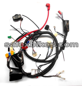 click to zoom image of wiring harness pulsar150 cc dtsi es(ug4 model)swiss