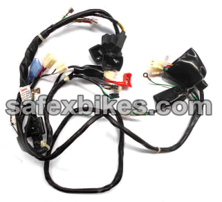Amazing Wiring Harness Dio110 Cc Es 2012 Model Swiss Motorcycle Parts For Wiring Cloud Usnesfoxcilixyz