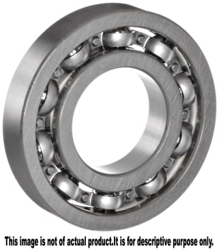 Click to Zoom Image of DEEP GROOVE BALL BEARINGS 6205-RS1C3 SKF