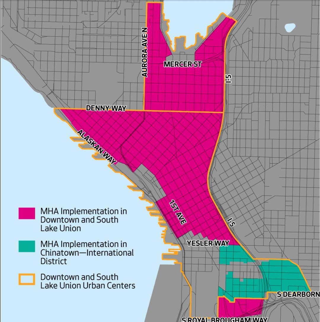 South Lake Union Upzone Legislation Heads for Final Vote Seattle Met