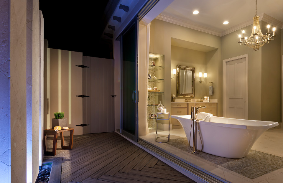 See the Best Bath Entries in Our 2017 Interior Design Awards Contest
