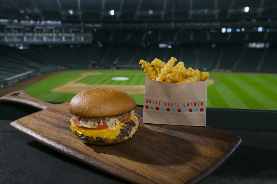 Gaze Upon the New Food Offerings at Safeco Field Seattle Met