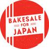 Bakesale for japan logo xpjyll