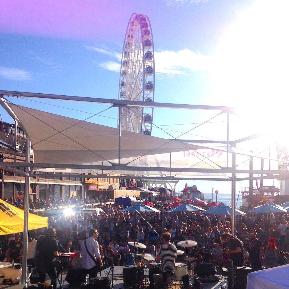 Waterfront concert jotpbg