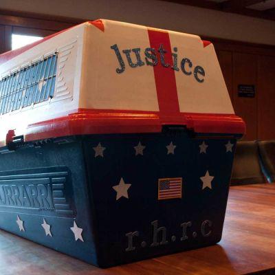 Justice box 0812 huxn8e